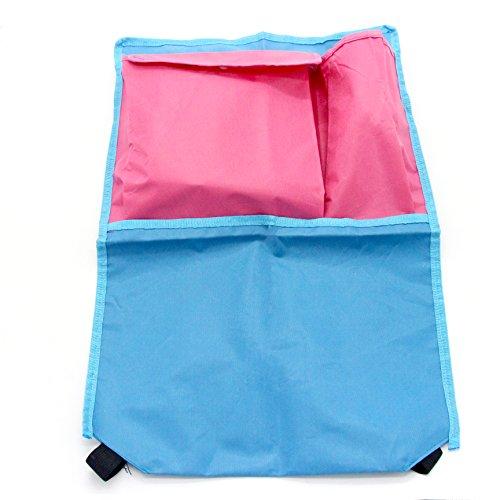 cadillaps Baby Stroller impermeable bolsa momia bolso bolso para carrito Talla:1 pcs