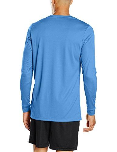 Nike LS Park Vi JSY Camiseta de Manga Larga, Hombre, Azul (University Blue/White), L