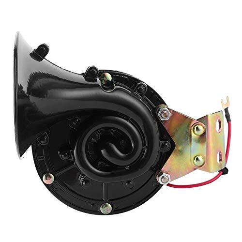 Super Loud 120DB 12V Cuerno de caracol eléctrico Bocina de aire Sonido...
