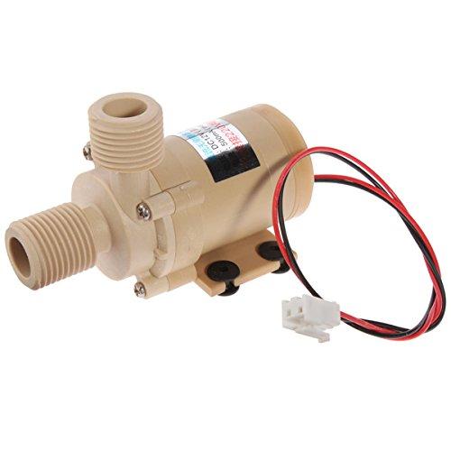 Masunn Mini DC 12V elektrische centrifugale waterpomp Low Noise