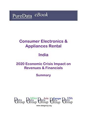 Consumer Electronics & Appliance...