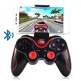 BMAKA T3 Bluetooth Wireless Gamepad S600 Juego de la Palanca de Mando para la manija teléfonos Android iOS móvil