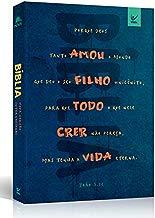Bíblia NVI Brochura Azul João 3-16