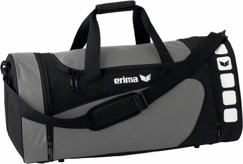 erima Sporttasche, granit/schwarz, L, 76 Liter, 723334