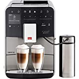 Melitta Barista TS Smart 860-100 Cafetera automática, 1450 W, 1.8 litros, Stainless Steel, Acero Inoxidable
