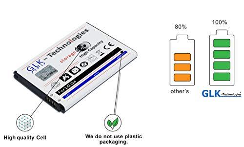 !BLITZVERSAND! -30% NUR Kurze Zeit !! Original GLK-Technologies® Akku // 3150 mAh // passend für LG G4 // H815 G4 Dual SIM H818P Stylus H635 A 2 Jahre Garantie NEU PRODUKT