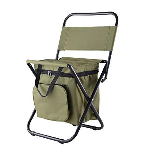 ETH Duplex en Plein Air avec La Banquise Tissu Oxford Tissu Extérieur Chaise Pliante Arrière Pêche Tabouret Chaise De Plage Lumière Tabouret Taille 35 * 45 Cm Durable