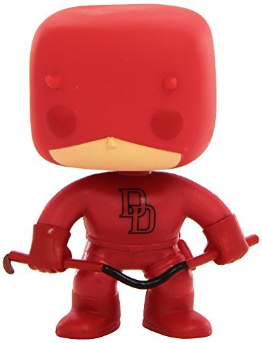 Funko Pop!- Bobble: Marvel: Daredevil (5392)