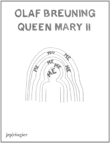 Olaf Breuning: Queen Mary II