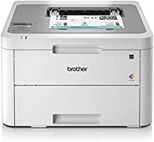 Brother HL-L3210CW - Impresora láser color (Wifi, USB 2.0, 256 MB, 800 MHz, 18 ppm, 390 W) blanco