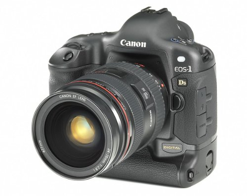 Canon EOS 1Ds Digitalkamera 11.1 (4064 x 2704)