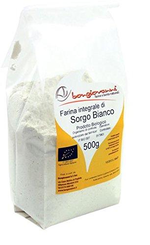 Farina di Sorgo integrale BIO senza glutine 500g