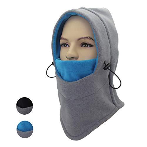 Balaclava Winter Hat - Balaclava Fleece Hood for Women or Men -Windproof Ski Mask - Neck Warmer Hat Protective Lightweight Breathable