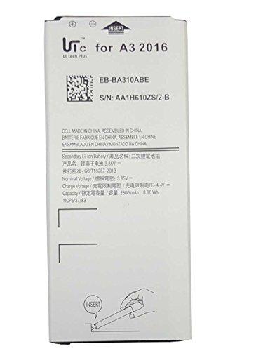 Todobarato24h Bateria Compatible con Samsung Galaxy A3 2016 SM A310F de EB BA310ABE 2300 mAh