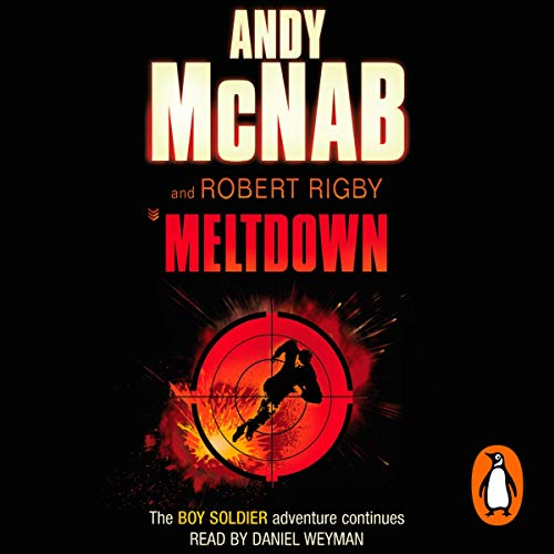 Meltdown: Boy Soldier, Book 4 cover art