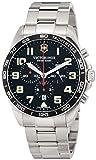 Victorinox Hombre Field Force Chronograph - Reloj de Acero Inoxidable de Cuarzo analógico de fabricación Suiza 241855