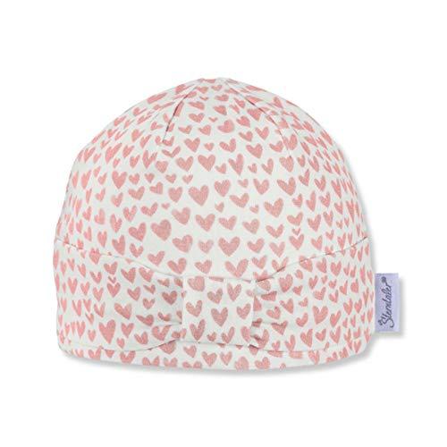 Sterntaler Baby-Mädchen Flapper Beanie-Mütze, Beige, 43