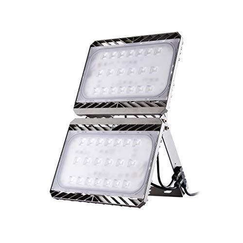 Led Projecteurs,extérieurs Anti-déflagrants De LED,lumière Blanche En Aluminium D'aviation IP66 Imperméable À L'eau (Wattage : 400W)
