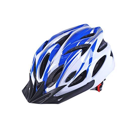 JohnJohnsen Casco de Ciclista Integrado de Formación de Equipos de Bicicletas Casco...