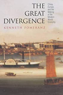 The Great Divergence: China, Europe, and the Making of the Modern World Economy.