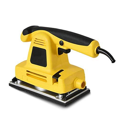 L1 Originality Unique Flat Sanding Machine with Ergonomic Soft Glue Grip Handle and Control Knob - 6 Speed Adjustable, High Temperature Copper Wire Design
