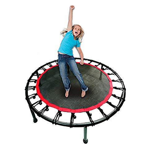 40inch Outdoor Mini Peuter Rebounder Trampoline, Indoor Kleine Trampoline voor kinderen volwassen, Safe Portable Duurzame Trampoline Springs voor Kid Exercise Play