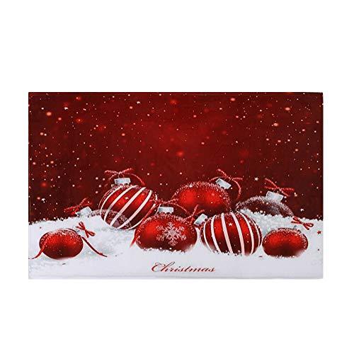 SADDPA Frohe Weihnachten Welcome deurmat Indoor Home tapijten Decor 40x60cm oktober