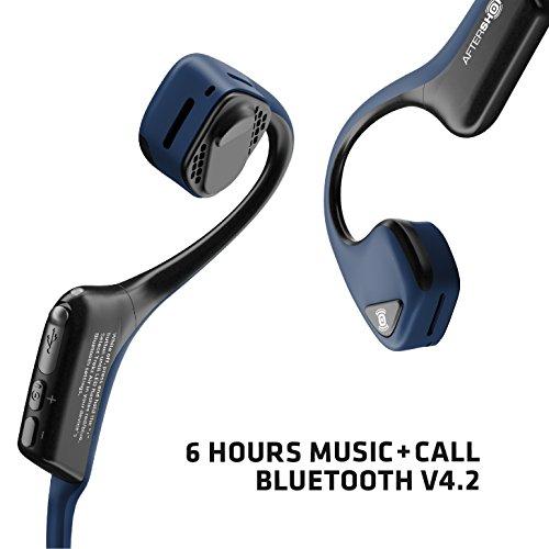 AFTERSHOKZ Trekz Air Bluetooth Casque Conduction Osseuse Oreille Ouverte Ecouteurs Bloothooth Sans...