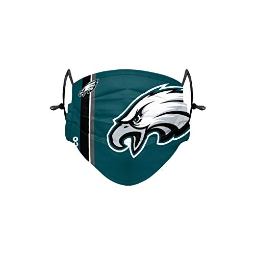 Forever Collectibles UK Philadelphia Eagles On-Field Sideline Logo Face Cover