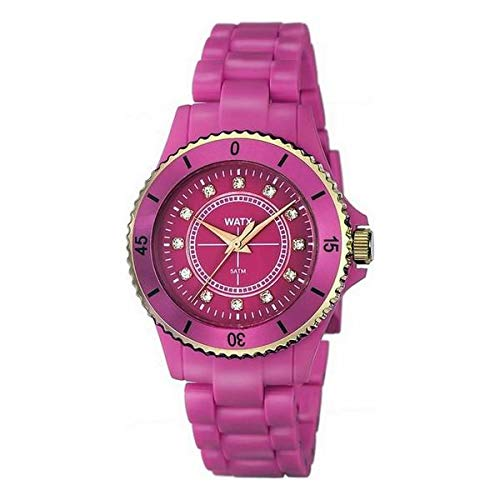 Watx & Colors RWA9015 - Reloj de pulsera para mujer (35 mm)
