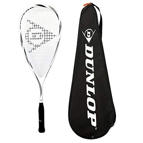 Dunlop Max Lite Squash raquetas + Cover