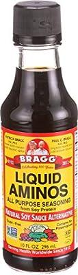 Bragg - All Natural Liquid Aminos All Purpose Seasoning - 10 oz.