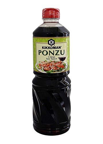 [ 1000ml] KIKKOMAN Citrus Sojasauce PONZU / Soja Sauce / Soy Sauce
