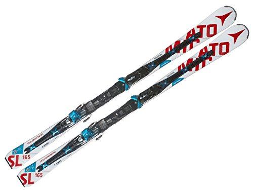 ATOMIC Ski Redster D2 Doubledeck 3.0 SL Bindung X12 - Modell für kommende Wintersaison 2016/2017-153cm