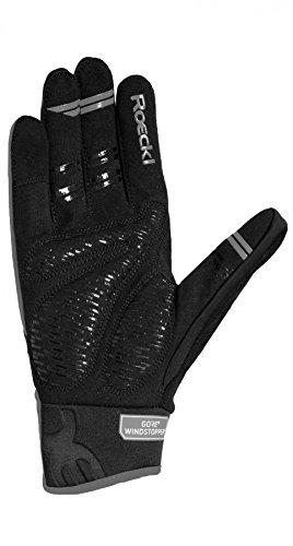 Cona Lite Fleece Handschuh Black