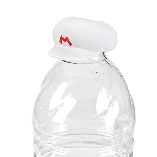 New Super Mario Bros. 2 Bottle Cap Collection - Fire Mario