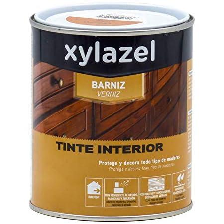 Xylazel 0411303 Barniz Tinte Interior, 750 ml: Amazon.es ...