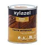 Xylazel 0411503 Barniz Tinte Interior, 750 ml
