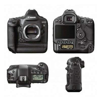 Canon EOS-1D X 18.1MP Full Frame 1DX Digital SLR Camera Body