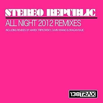 Long Night 2012 Remixes