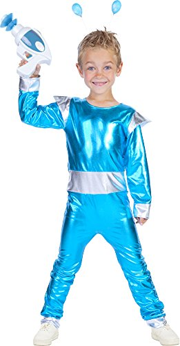 Rubies - Space disfraz de AstroBoy infantil (S8282-S)