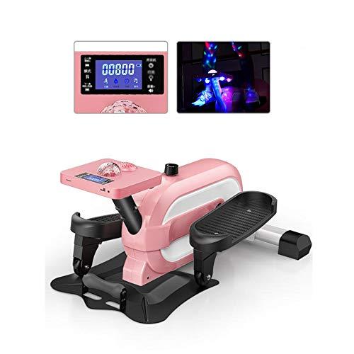 Best Deals! Stepper Home Fitness Equipment Small Indoor Weight Loss Machine Mini Space Walker Runnin...