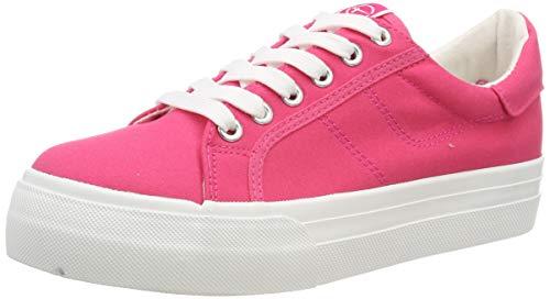 Tamaris Damen 1-1-23602-22 510 Sneaker Pink (PINK 510), 38 EU