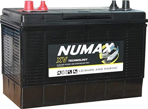 Numax CXV35MF Sealed Leisure Battery 12v 120Ah 1100MCA 500 Cycles