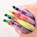 Pens Fr Kartenherstellung Colourful Highlighter Mark Basic, Medium Point Waterproof, Leicht,...