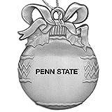 LXG Penn State University - Pewter Christmas Tree Ornament - Silver