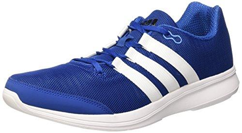 adidas Lite Runner Mens Running Sneakers/Shoes-Blue-7