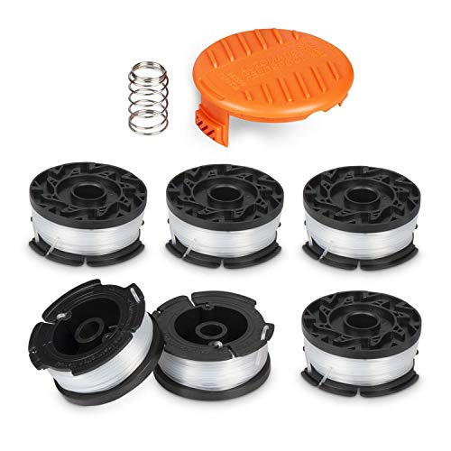 Deyard Trimmer Spool Compatible with BLACK +...