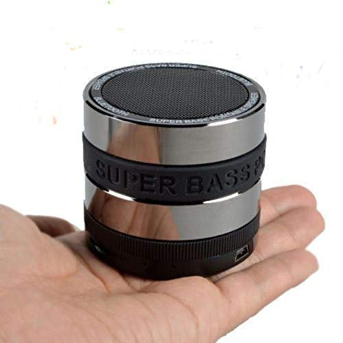 Review Of Bluetooth Wireless Speaker Mini Portable Super Bass for Smartphone Tablet MP3 PC