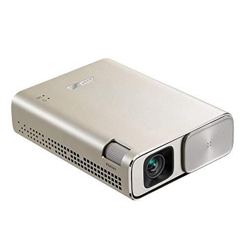 ASUS ZenBeam Go E1Z - Proyector USB de bolsillo (150 lúmenes, batería...